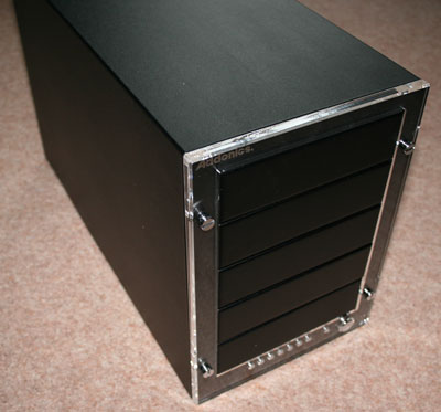 Addonics Storage Tower V (Model: ST55HPMXA)